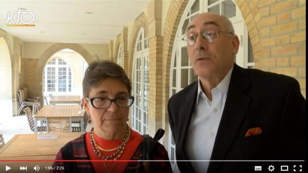 Nathalie et Christian Mignonat