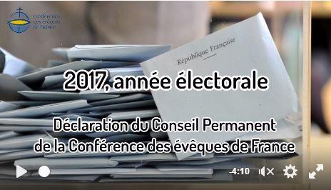 déclaration CP élections 2017