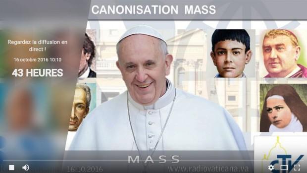 canonisation