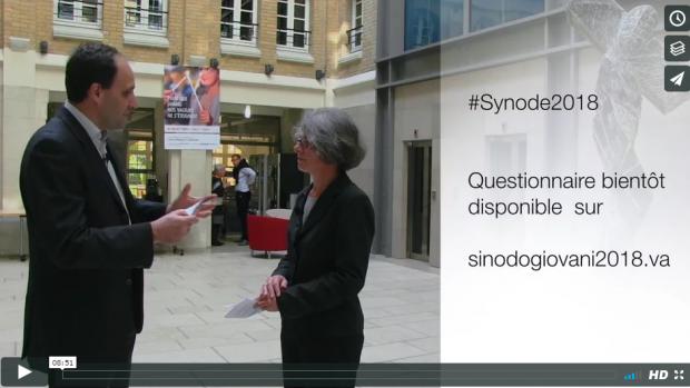 clefs de l'eglise - synode des jeunes