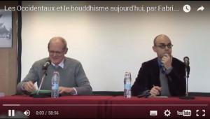 Fabrice Midal et Dennis Gira