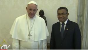 Vatican premier ministre Timor