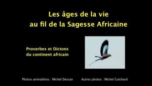 SMAagesdelavieSagesseafricaine